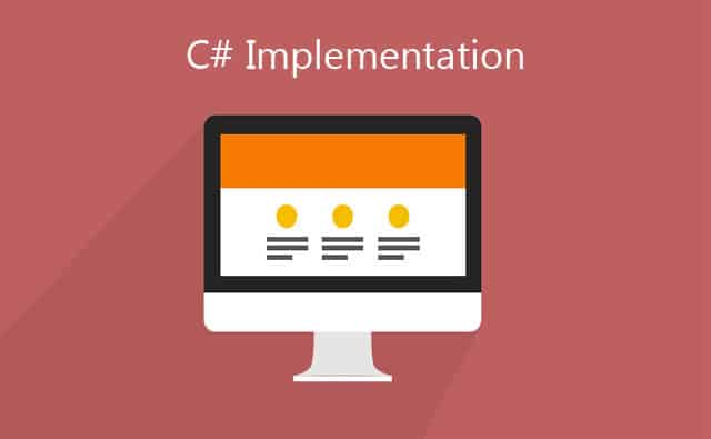 C Implementation of sql