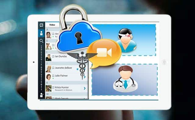 HIPAA Secure Video app
