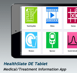 healthslate DE tablet