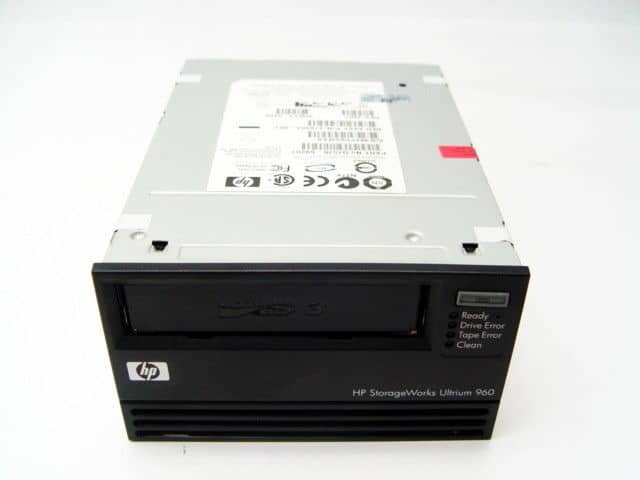 set up guide HP STORAGEWORKS ULTRIUM 960