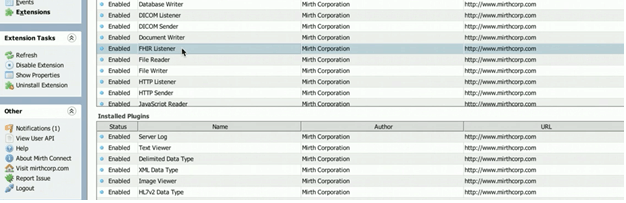 FHIR Setup on Mirth Connect | Technosoft Solutions